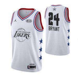 Women Lakers #24 Kobe Bryant All Star Jersey